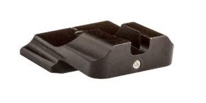 Smith and Wesson, M&P Shield Pistols Tritium Rear Sight