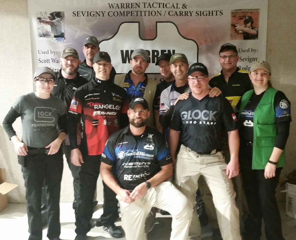 """Super Squad"" at the Smith & Wesson IDPA Indoor Nationals – 2017"