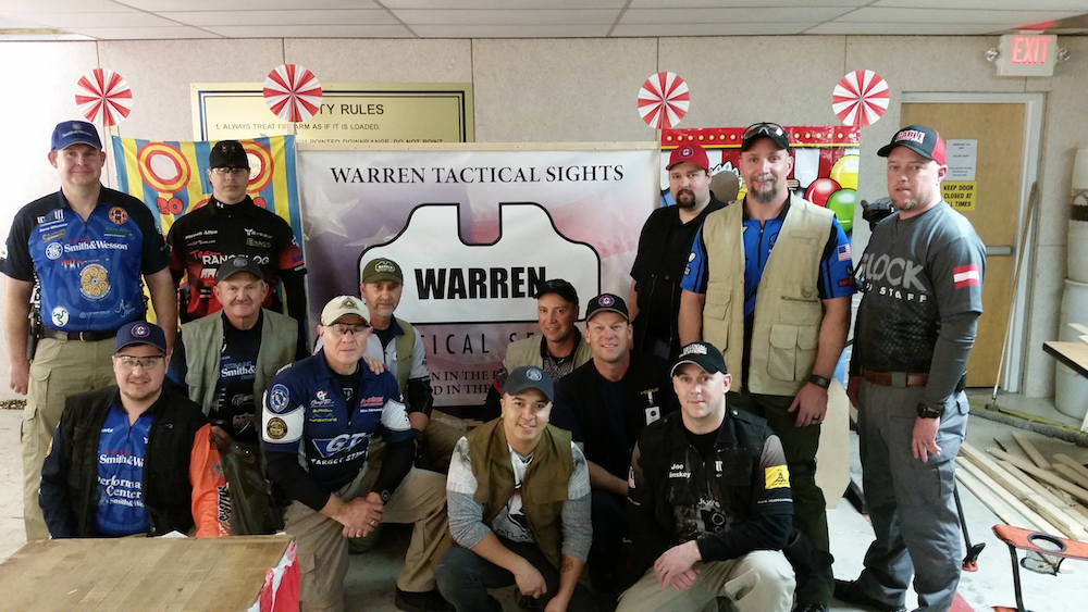 """Super Squad"" at the Smith & Wesson IDPA Indoor Nationals – 2016"