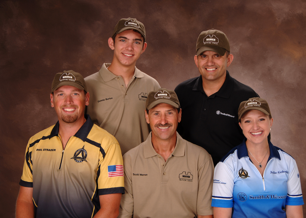 Original Warren Tactical Series Champion Shooters