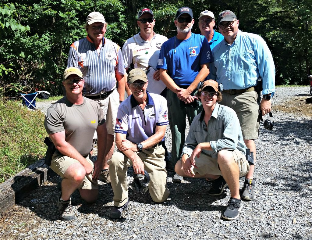 Kettlefoot Gun Club in Bristol, Virginia